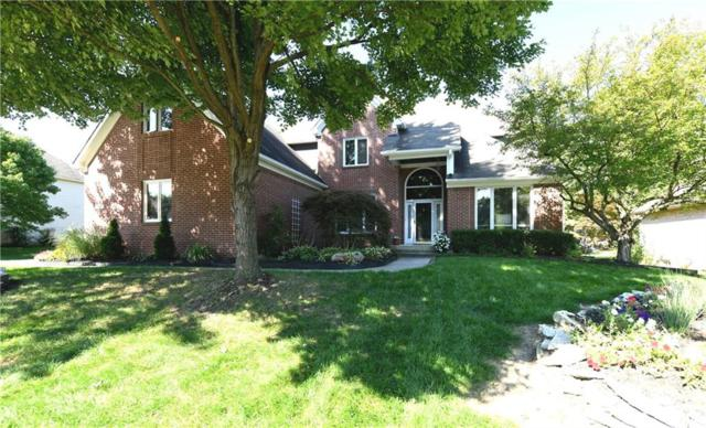 7444 Oakland Hills Court, Indianapolis, IN 46236 (MLS #21565166) :: Mike Price Realty Team - RE/MAX Centerstone