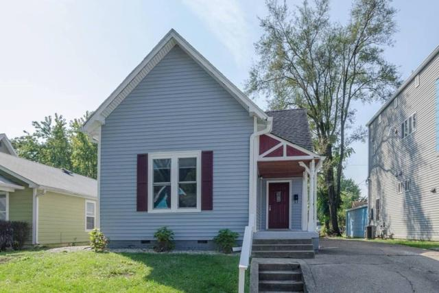 1413 Spann Avenue, Indianapolis, IN 46203 (MLS #21565433) :: The Evelo Team