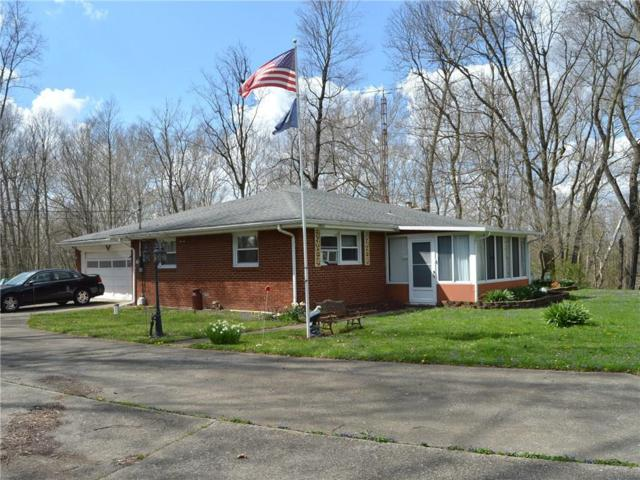 14013 W Wild Cherry Lane, Daleville, IN 47334 (MLS #21565626) :: The ORR Home Selling Team
