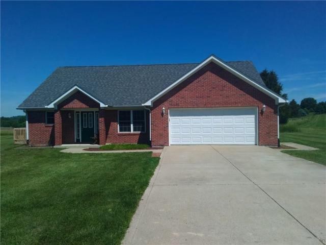 3908 Arnold Avenue, Martinsville, IN 46151 (MLS #21565798) :: The ORR Home Selling Team