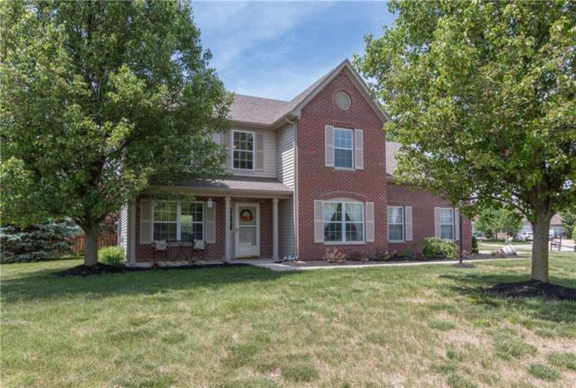 6329 Springwater Court, Avon, IN 46123 (MLS #21566160) :: The ORR Home Selling Team