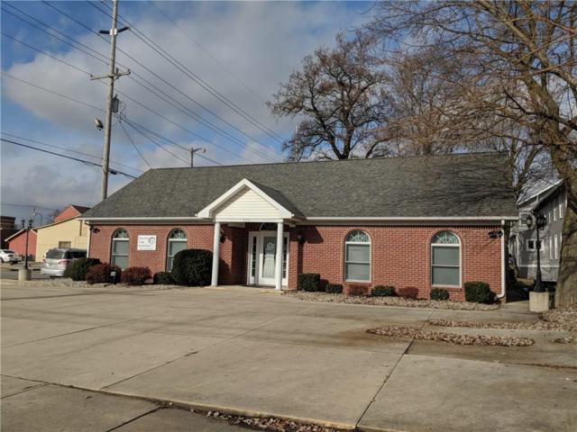 200 E Jackson Street, Shelbyville, IN 46176 (MLS #21566313) :: The Evelo Team