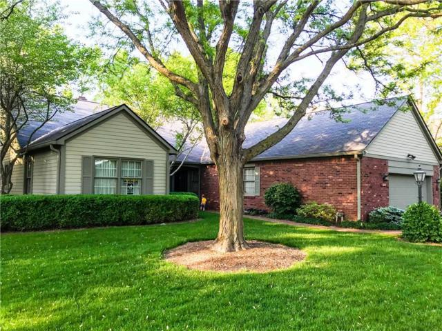 3342 Bay Road Drive S, Indianapolis, IN 46240 (MLS #21566373) :: FC Tucker Company
