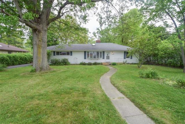 3908 W Clover Lane, Muncie, IN 47304 (MLS #21566377) :: The ORR Home Selling Team