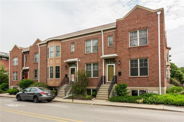1003 N Alabama Street, Indianapolis, IN 46202 (MLS #21566390) :: The ORR Home Selling Team