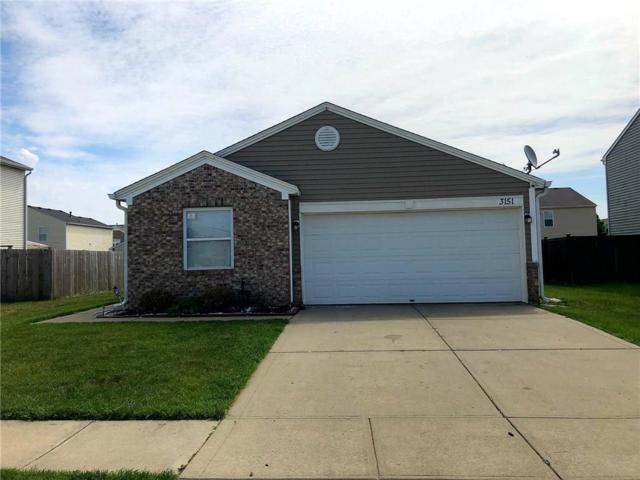 3151 Black Forest Lane, Indianapolis, IN 46239 (MLS #21566583) :: The Evelo Team