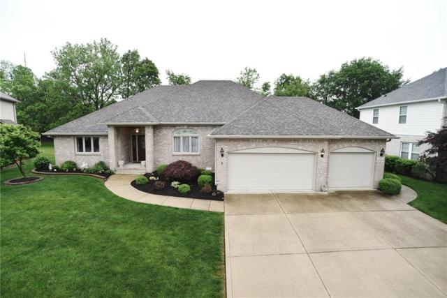 3577 Sugar Maple Court, Greenwood, IN 46142 (MLS #21567008) :: The Evelo Team