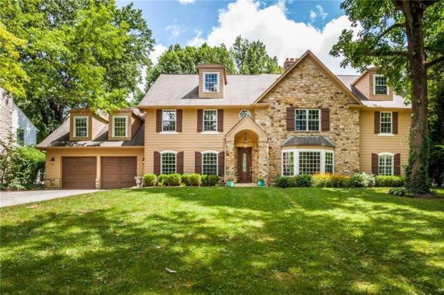8075 Morningside Drive, Indianapolis, IN 46240 (MLS #21567285) :: Mike Price Realty Team - RE/MAX Centerstone