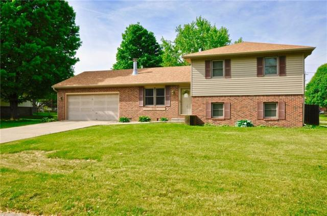 4125 Alhambra Drive, Anderson, IN 46013 (MLS #21567363) :: The Evelo Team