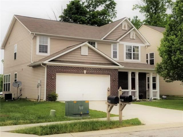 5749 Glass Chimney Lane, Indianapolis, IN 46235 (MLS #21567458) :: RE/MAX Ability Plus