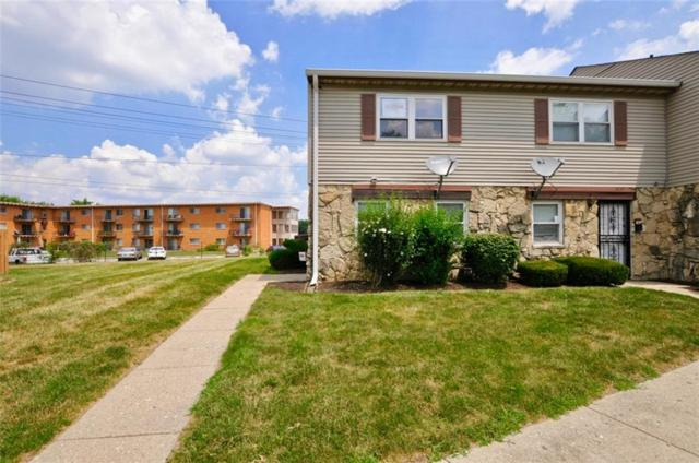 2634 Country Estates Drive #9, Indianapolis, IN 46227 (MLS #21567541) :: The Evelo Team