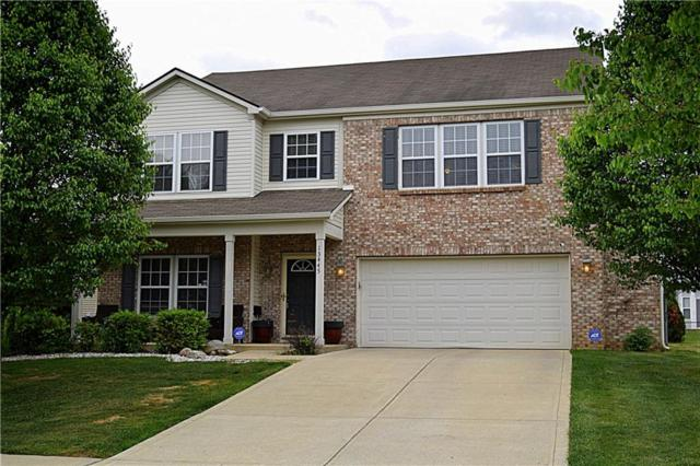 13445 Smokey Quartz Lane, Fishers, IN 46038 (MLS #21567595) :: Indy Scene Real Estate Team