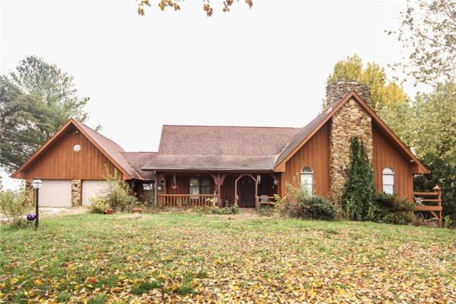 5687 S County Road 450 W, Carlisle, IN 47838 (MLS #21567723) :: The Evelo Team