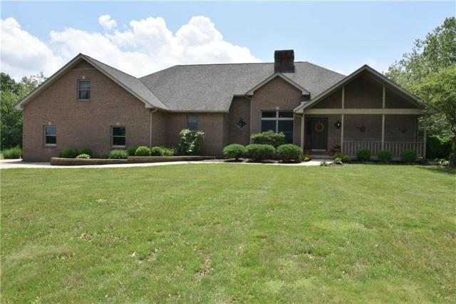 12685 E 100 N, Columbus, IN 47203 (MLS #21567732) :: The ORR Home Selling Team