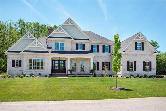 6900 Oldfields Lane, Zionsville, IN 46077 (MLS #21567905) :: Indy Plus Realty Group- Keller Williams