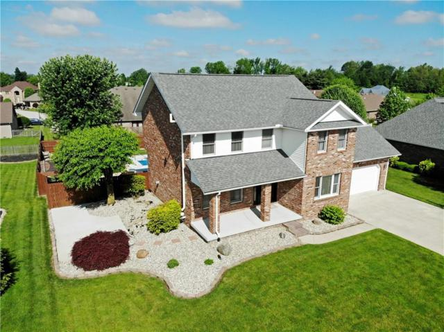 735 S Kieran Drive, Greensburg, IN 47240 (MLS #21567972) :: The ORR Home Selling Team