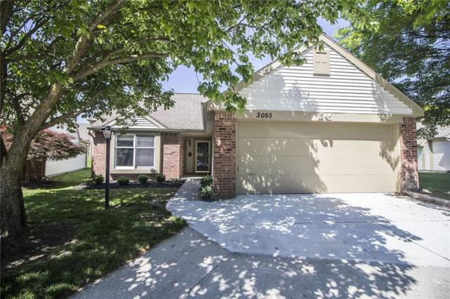 3058 Bayberry Court #76, Carmel, IN 46033 (MLS #21567991) :: The Evelo Team