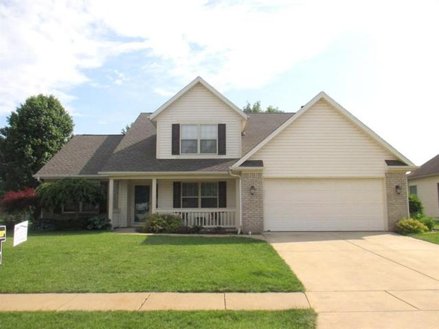 1417 Waterstone Drive, Lafayette, IN 47909 (MLS #21568093) :: Indy Plus Realty Group- Keller Williams