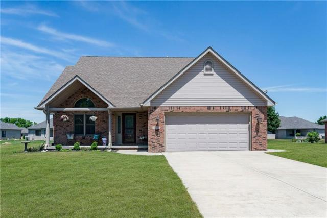 156 Chateau Drive, Pendleton, IN 46064 (MLS #21568158) :: Indy Plus Realty Group- Keller Williams