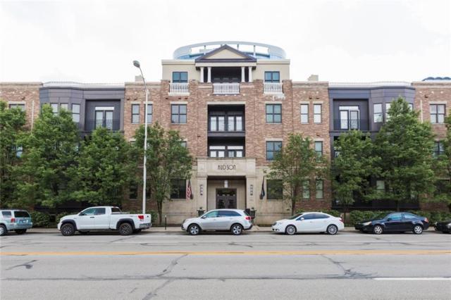 355 E Ohio Street #216, Indianapolis, IN 46202 (MLS #21568455) :: Indy Scene Real Estate Team