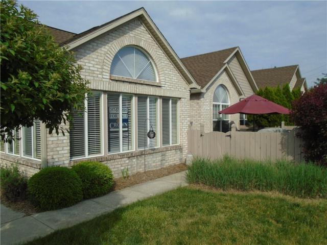 11356 Winding Wood Court #75, Lawrence, IN 46235 (MLS #21569920) :: Indy Scene Real Estate Team