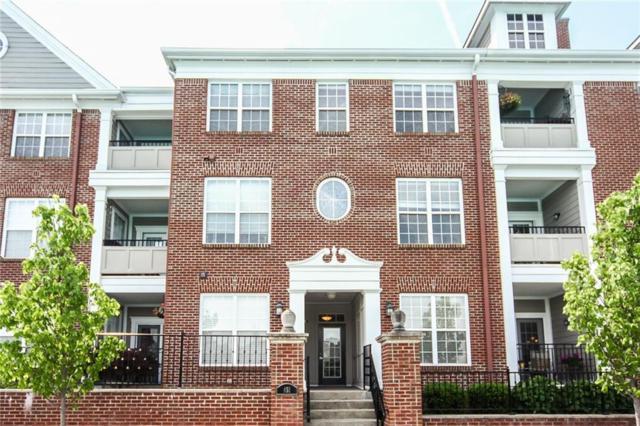 451 American Way N 3F, Carmel, IN 46032 (MLS #21570009) :: Indy Scene Real Estate Team