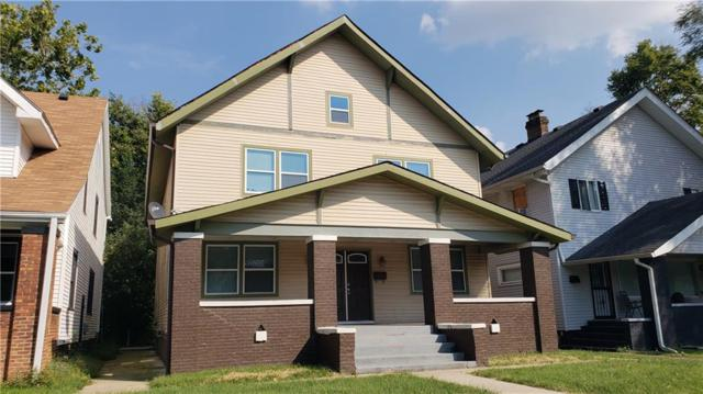 3429 N College Avenue, Indianapolis, IN 46205 (MLS #21570086) :: Mike Price Realty Team - RE/MAX Centerstone