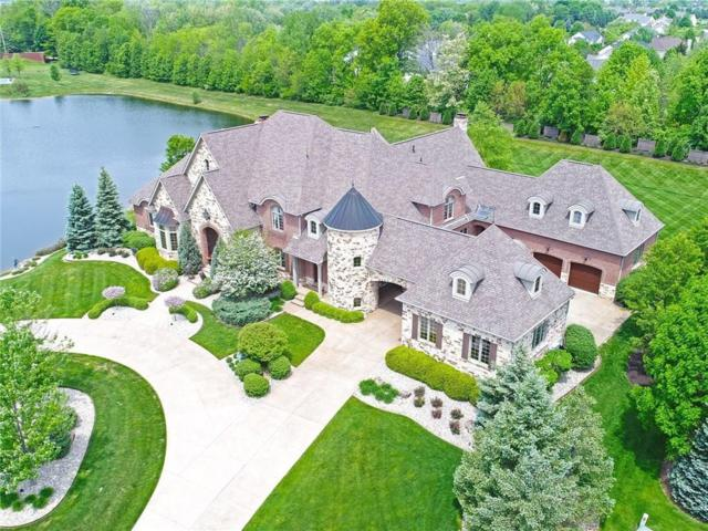 190 Breakwater Drive, Fishers, IN 46037 (MLS #21570411) :: Mike Price Realty Team - RE/MAX Centerstone
