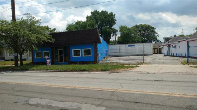 1915 Southeastern Avenue, Indianapolis, IN 46201 (MLS #21570786) :: The Evelo Team