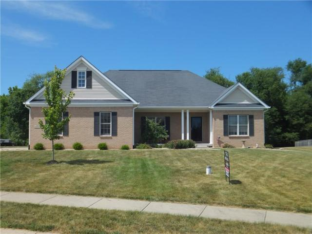 1904 Pheasant Run Drive, Clayton, IN 46118 (MLS #21570801) :: The Indy Property Source
