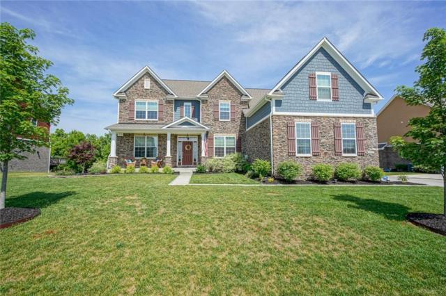 16717 Gaither Boulevard, Westfield, IN 46074 (MLS #21571162) :: Indy Scene Real Estate Team