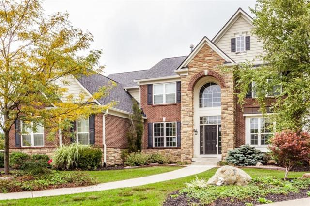 2995 Stone Creek Drive, Zionsville, IN 46077 (MLS #21571407) :: The ORR Home Selling Team