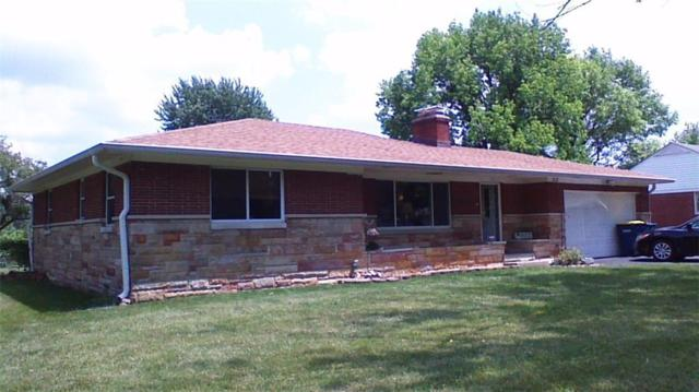 113 Kirk Drive E, Indianapolis, IN 46234 (MLS #21571554) :: Mike Price Realty Team - RE/MAX Centerstone