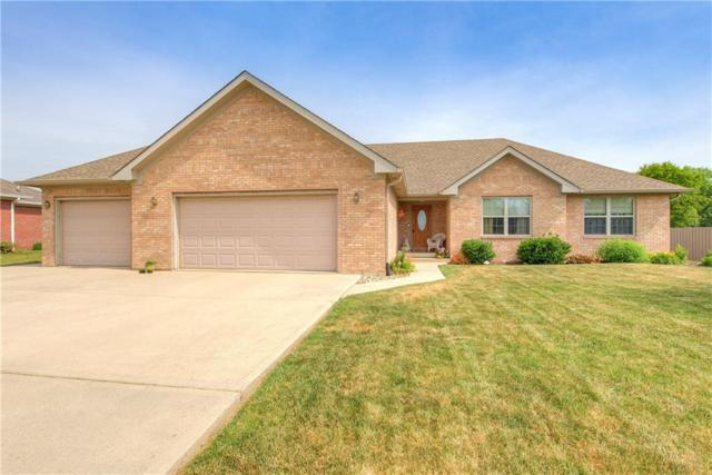 1566 Temple Drive, Danville, IN 46122 (MLS #21571719) :: The Indy Property Source