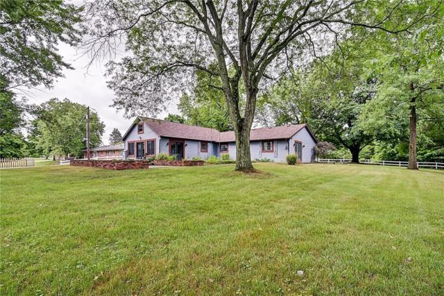 7914 W 300 S, New Palestine, IN 46163 (MLS #21571798) :: The Indy Property Source