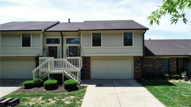 1758 N Queensbridge Drive 2C, Indianapolis, IN 46219 (MLS #21572113) :: Indy Scene Real Estate Team