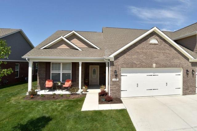 1128 Harrier Lane, Greenwood, IN 46143 (MLS #21572568) :: The ORR Home Selling Team