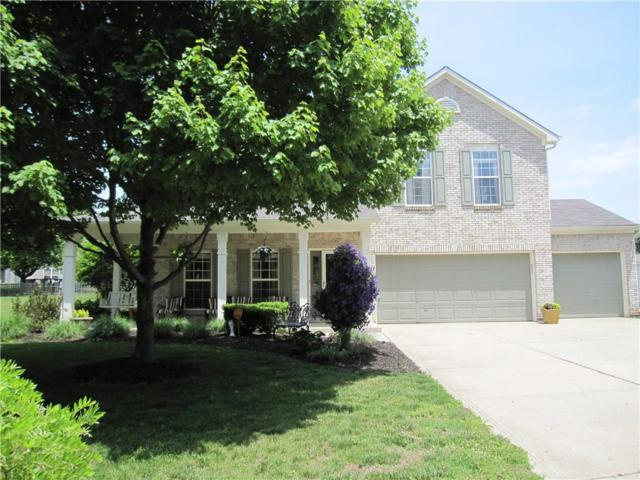 20506 Country Lake Boulevard, Noblesville, IN 46062 (MLS #21572854) :: The ORR Home Selling Team