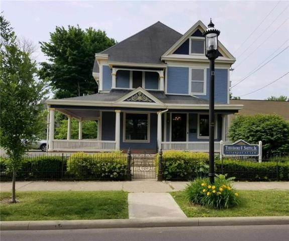 215 W 8th Street, Anderson, IN 46016 (MLS #21572925) :: AR/haus Group Realty