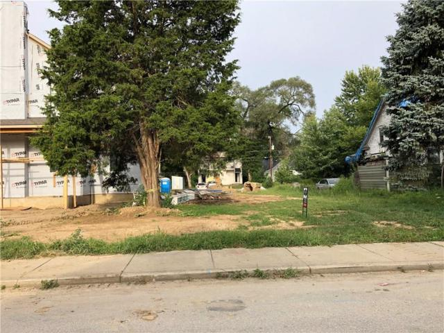1106 N Beville Avenue, Indianapolis, IN 46201 (MLS #21573010) :: Mike Price Realty Team - RE/MAX Centerstone
