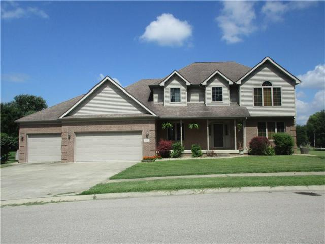 5490 Cattle Drive, Columbus, IN 47203 (MLS #21573321) :: Mike Price Realty Team - RE/MAX Centerstone