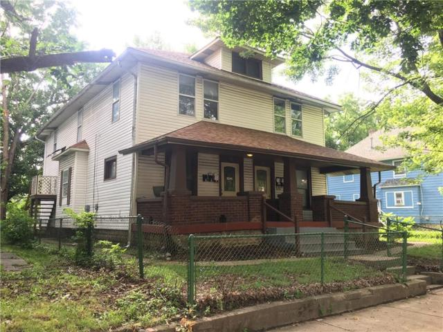 37 Parkview Avenue, Indianapolis, IN 46201 (MLS #21573443) :: Mike Price Realty Team - RE/MAX Centerstone