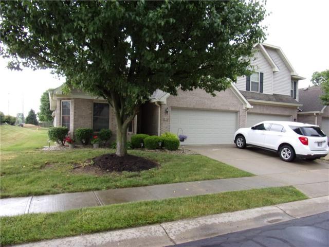 801 Jared Drive #1, Greenwood, IN 46143 (MLS #21573490) :: Indy Plus Realty Group- Keller Williams