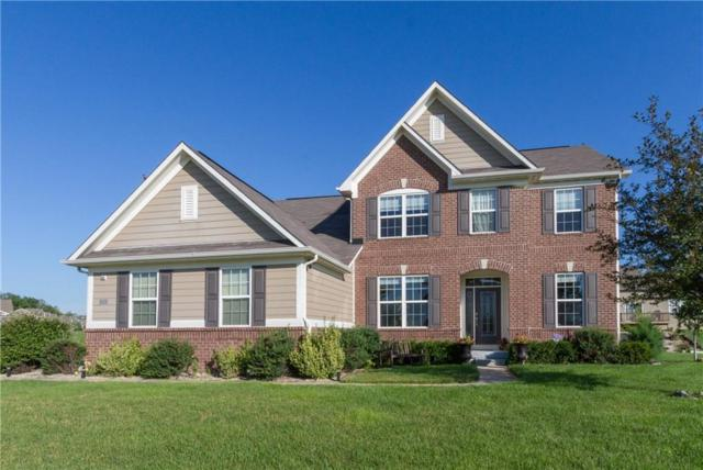 1214 Colinbrook Circle, Greenwood, IN 46143 (MLS #21573521) :: The ORR Home Selling Team