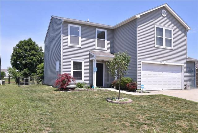 844 Sylvan Street, Whiteland, IN 46184 (MLS #21573524) :: The Indy Property Source
