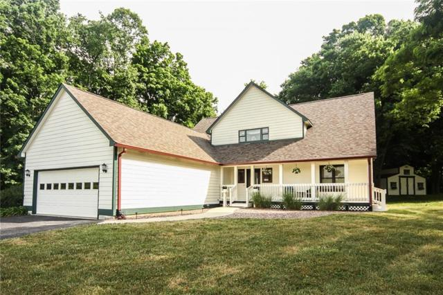11141 N Sarah Lane, Mooresville, IN 46158 (MLS #21573601) :: The Indy Property Source