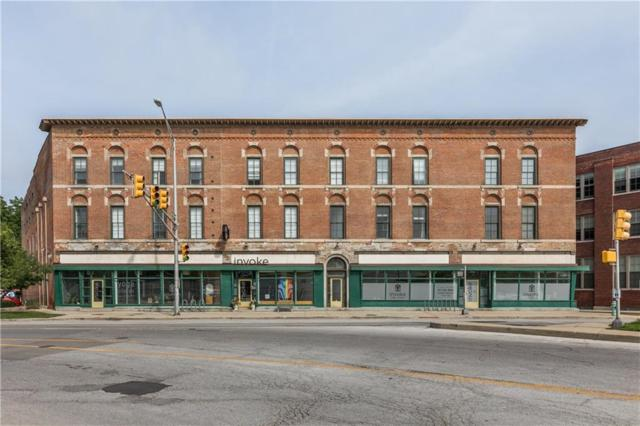 970 Fort Wayne Avenue E, Indianapolis, IN 46202 (MLS #21573704) :: The Evelo Team