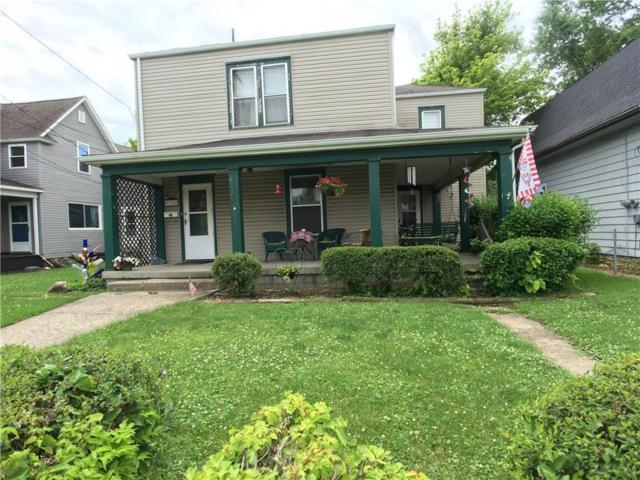 1525 A Avenue, New Castle, IN 47362 (MLS #21573717) :: Mike Price Realty Team - RE/MAX Centerstone