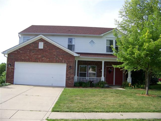 2896 Branifield Drive, Franklin, IN 46131 (MLS #21574167) :: The Indy Property Source