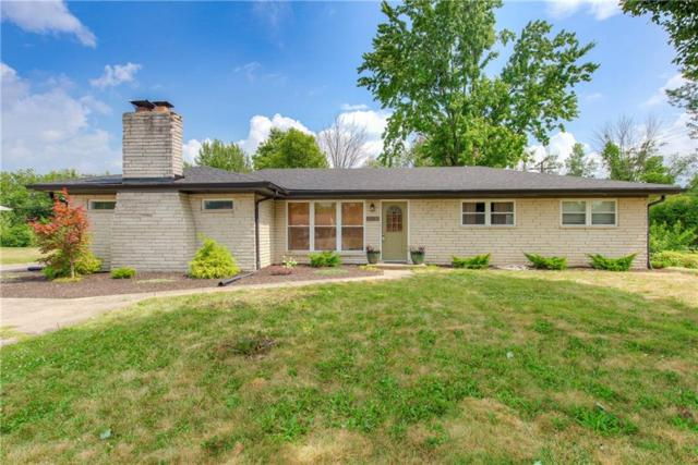 829 Coach Road, Indianapolis, IN 46227 (MLS #21574297) :: Indy Plus Realty Group- Keller Williams